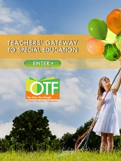 Teacher's Gateway to Special Education - Teaching strategies and resources Special Ed Teacher, Special Needs Kids, Parenting Classes, Parenting Teens, Parenting Articles, School Teacher, School Fun, School Daze, Teacher Stuff