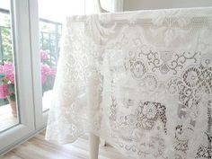 Кружевная скатерть винтажное английское кружево - кружевная скатерть,кружево