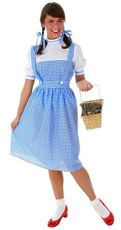 Of adult wizard dorothy oz costume
