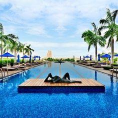 THAILAND: Wellnesshotel Chatrium Hotel Riverside Bangkok - Bangkok, Thailand