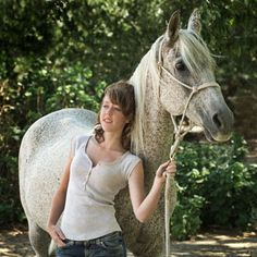 Senoir portraits with horses | ... her senior portraits. We love photographing our subjects with horses