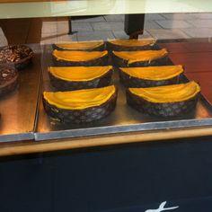 Lemon moon cakes - yummi..