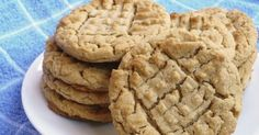 The Tall Girl Cooks: Peanut Butter Cookies