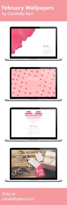 February calendar 2017 wallpaper you can download for free on the blog! For any device; mobile, desktop, iphone, android!
