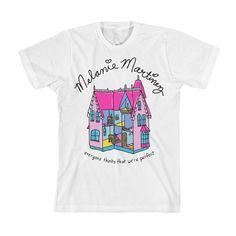 melanie martinez shirt (size xs) official merchandise.  price: 20$ (shipping price unknown)