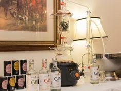 Mini Gin Distiller by Triple Three Estate Distillery Gin Distillery, Craft Gin, Port Elizabeth, Gourmet Recipes, Mini, Blog, Crafts, Manualidades, Handmade Crafts