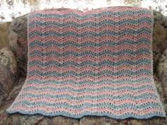 Image result for crochet waves