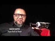 Convite Marcio Santos sobre coberturas televisivas para o Congresso Naci...