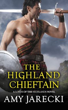 The Highland Chieftain by Amy Jarecki