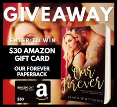 Our Forever  by AuthoAuthor Elena Matthewsws is LIVE!  Amazon US - http://amzn.to/2acFn2b Amazon UK - http://amzn.to/29WV2AG Amazon CA - http://amzn.to/29K9N7l Amazon AU - http://amzn.to/29IGgyJ  iBooks: http://apple.co/2ajdQfL Pre-order price special - $2.99. Price will increase to regular price of $3.99 48 hours after release  Enter: http://ift.tt/2dod3vq   About the Book  When you fall in love with your best friend its the kind of love thats supposed to last forever.   Jo Donovan was a…