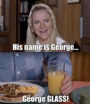Jan Brady's imaginary boyfriend - from The Brady Bunch Movie