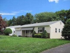 Adult Community,Detached, Detached - Toms River, NJ Located on a quiet cul-de-sac, this Sussex features vinyl siding, newer: windows, garage door, front & back doors, awnings, c/a. Interior: ceiling fans in most rooms, newer doors, carpet over hardwood floors, 1.5 bathrooms with newer vanities & sinks. Kitchen: newer S/S appliances, ceramic counters and floor, updated electrical box, oversized den w/door leading to TREX deck overlooking private back yard. Nice house, nice area.