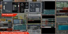 Propellerhead REASON....One of the best ways to make music!
