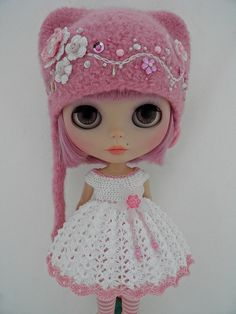 Blythe Dolls I <3 them!!!!! Want to start collecting