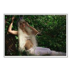 Poster, Print, Unicorn, Goldfishdreams Modelling, Geisha Wigs, Mystical, Fantasy, Cosplay, Mythical,