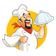 cartoon chef pictures for kitchen Cartoon Cartoon, Cartoon Chef, Happy Cartoon, Cartoon Characters, Chef Logo, Le Chef, Character Illustration, Background Patterns, Art Images