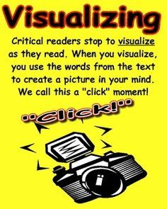 Reading Strategies Poster Pack Freebie - I like the pictures and wording of these. Reading Centers, Reading Groups, Reading Activities, Reading Skills, Teaching Reading, Guided Reading, Reading Strategies Posters, Comprehension Strategies, Reading Comprehension