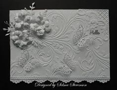 Selma's Stamping Corner and Floral Designs: Crafter's Companion