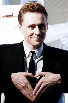 Tom Hiddleston at the premiere of 'Thor: The Dark World' in Seoul