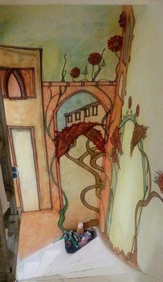 Mijn muurschildering  Mijn muurschildering