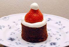 Chokoladekage nisse