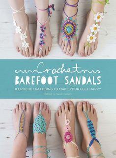 Crochet Barefoot Sandals eBook