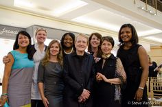 FGI DC 2011 Board with FGI Creative Director Mary Lou Luther