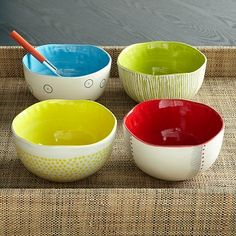 Imiso Bowls.  These are the coolest bowls i have seen in a while.