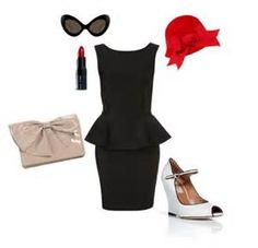 Audrey Hepburn inspired outfit!! Love it
