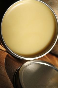 DIY Kitty Balm recipe, like Tiger Balm...but better! Non-toxic and effective solution for sore and aching muscles.