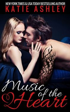 Music of the Heart by Katie Ashley ~ Rocker with Tats Book.....excited for this.