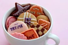 13 Treats Inspired By Your Favorite Disney Movies | Alice in Wonderland | http://www.hercampus.com/health/food/13-treats-inspired-your-favorite-disney-movies