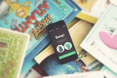 Swopr  application smartphone troc objet occasion echange annonce 2