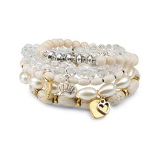 Give the gift that gives back! This $50 bracelet set benefit's SPCA Westchester...charity never looked so GOOD.