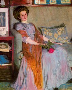 History of Art: Boris Kustodiev
