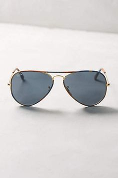 Ray-Ban Camouflage Aviators - anthropologie.com