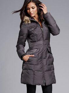puffy coat shopping