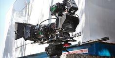 Blackmagic Design URSA Mini Pro, the digital film camera with professional broadcast camera features and controls. Camera Rig, Camera Gear, Film Camera, Blackmagic Cinema Camera, Digital Film, Studio Equipment, Business Video, Videography, Cinematography