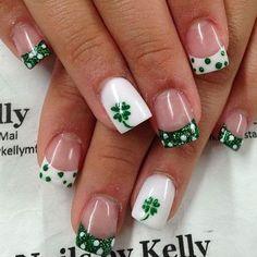 We love cute nail ar