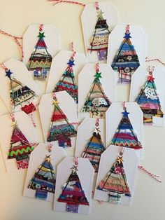 50 Best Inspiring Christmas Craft For Kid Design Ideas - Weihnachten 🎄 🎅 Twig Christmas Tree, 3d Christmas, Christmas Sewing, Christmas Crafts For Kids, Homemade Christmas, Christmas Projects, Christmas Tree Decorations, Holiday Crafts, Christmas Cards Handmade Kids