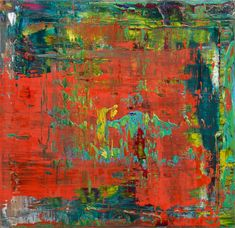 Abstract Painting » Paintings and Drawings » Exhibitions » Gerhard Richter
