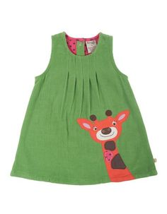 7e10ce4f51 Frugi Freya Tractor Dress. Made from organic cotton and available with free  UK delivery at http   www.littlebuttonsboutique.…
