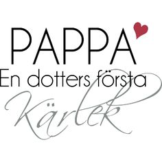 Pappa! <3