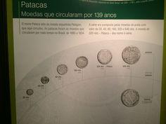 As Patacas do Brasil Colônia - Museu de Valores BCB