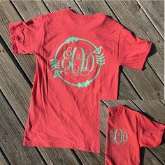 Monogram Hoodie, Monogram T Shirts, Vinyl Shirts, Tie Die Shirts, Printed Shirts, Diy Shirt, Shirt Shop, Monogram Clothing, Vinyl Designs