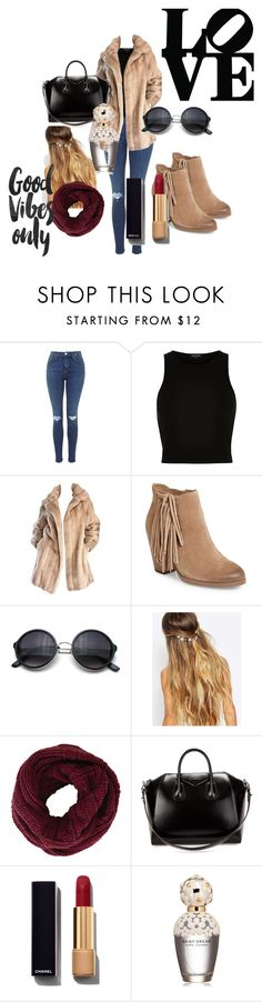 """Good morning :-)"" by dzenita-219 on Polyvore featuring River Island, Vince Camuto, Johnny Loves Rosie, BCBGMAXAZRIA, Givenchy, Chanel, Marc Jacobs, women's clothing, women's fashion and women"