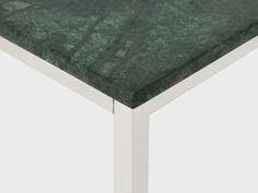 CARRIE Couchtisch 90 Stahl/Grün - Couchtische - Tische - Für de