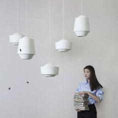Loena lantaarn Wide - Ontwerpduo te koop via www.livingdesign.be