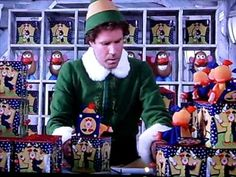 Will Ferrell's reactions in this scene are totally genuine. Director Jon Favreau used a remote control to manually pop the jack-in-the-boxes in order to surprise Will Ferrell. Elf Christmas Decorations, Elf Decorations, Funny Coincidences, Elf Movie, Movie Facts, Movie Trivia, Fun Facts, Jack In The Box, Buddy The Elf