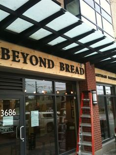FASTSIGNS® of Vancouver, BC has custom sign and banner solutions to fit any need for your entire business. See how we can help! Beyond Bread, Be Yourself Quotes, Vancouver, Banner, Exterior, Lettering, Banner Stands, Banners, Outdoor Spaces